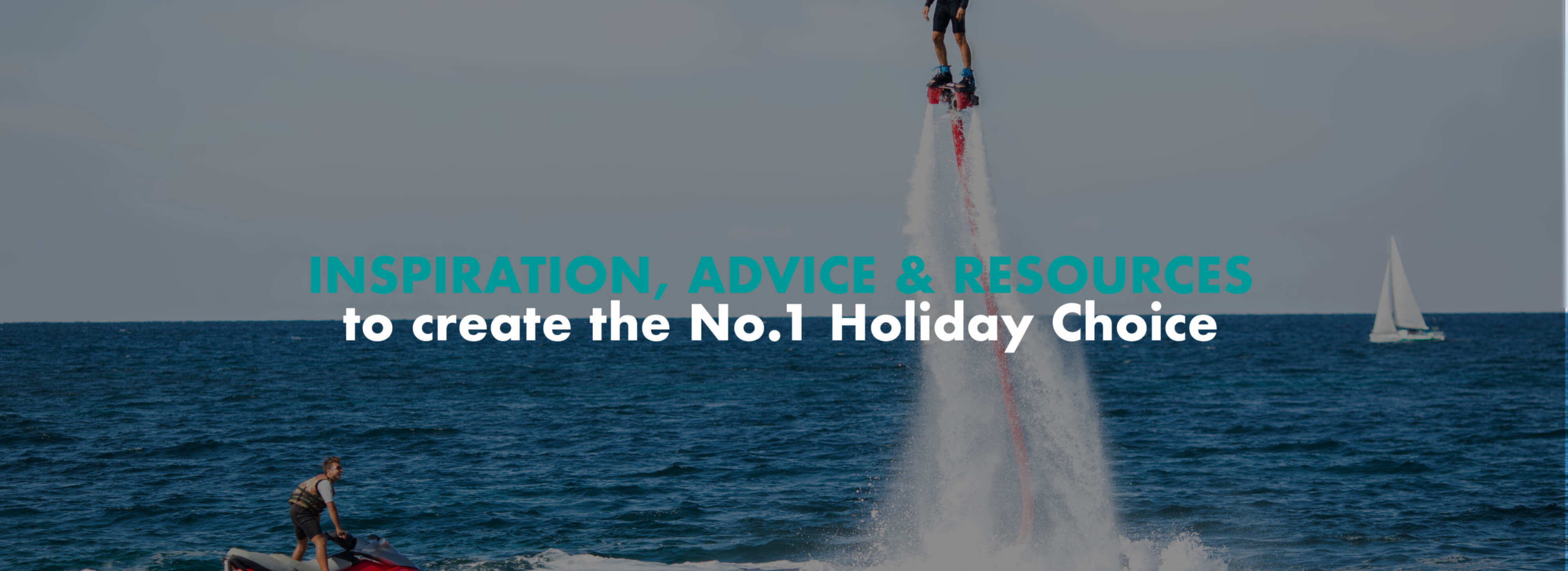 At the Holiday Park & Resort Innovation Show you will find inspiration, advice & resources!