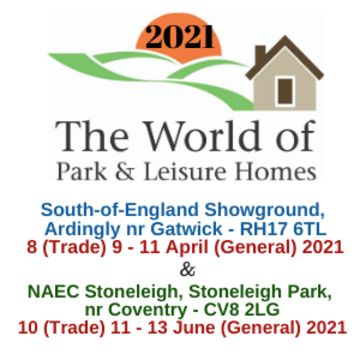 The World of Park & Leisure Home Shows 2020: Exhibiting at the Holiday Park & Resort Innovation Show