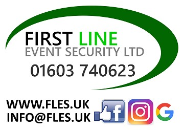 First Line Event Security ltd: Exhibiting at the Holiday Park & Resort Innovation Show