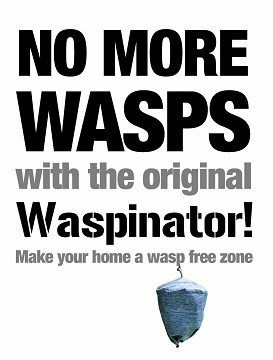 WASPINATOR LTD: Exhibiting at the Holiday Park & Resort Innovation Show