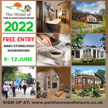 World of Park & Leisure Home Shows: Exhibiting at the Holiday Park & Resort Innovation Show