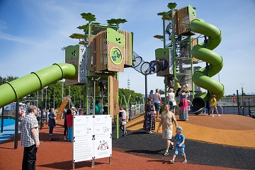 Proludic Play & Sports Areas: Product image 1