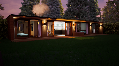 Eco-Signature Luxury Lodge: Product image 1