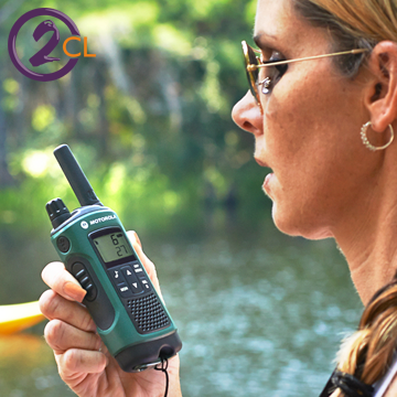 The Holiday Park & Resort Innovation Show : Keep Your Holiday Park Connected with Two-way Radios