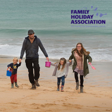 The Holiday Park & Resort Innovation Show : Charity gives UK struggling families a vital break