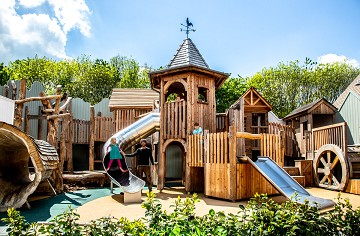 The Holiday Park & Resort Innovation Show : How Visitor Attractions are Using Natural Play to Create Positive