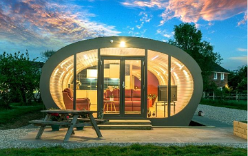 The Holiday Park & Resort Innovation Show : A Unique Eco-Build Could Differentiate Your Holiday Business