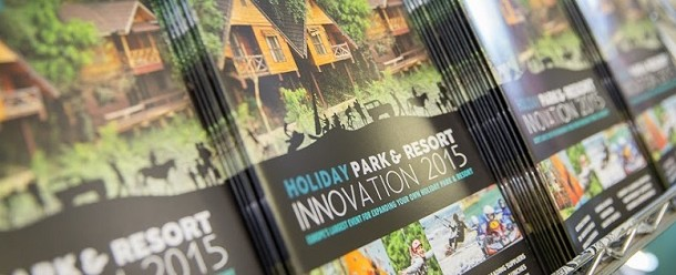 Holiday Park Innovation Show blog post 1