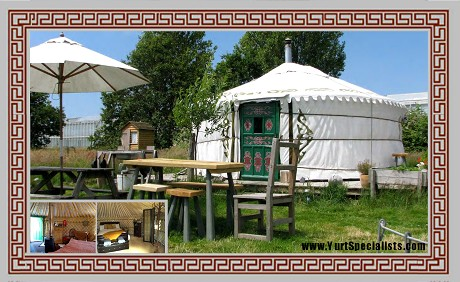 Yurt Specialists: Product image 2