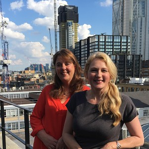 Gillian Scotford & Jane Carver: Speaking at Holiday Park Innovation