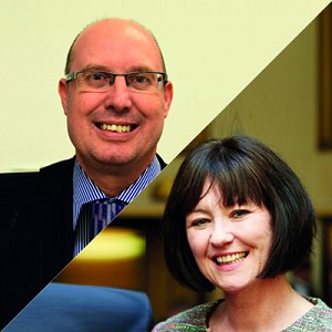 Kurt Janson & Alicia Dunne: Speaking at Holiday Park Innovation