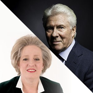 Peter Moore OBE & Jean Liggett: Speaking at Holiday Park Innovation