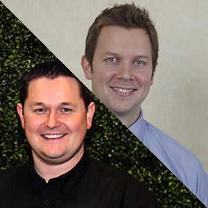 Tony Carter & Chris Brady: Speaking at the Holiday Park & Resort Innovation Show
