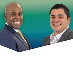 Jamaine Campbell & Nathan Williams: Speaking at the Holiday Park & Resort Innovation Show